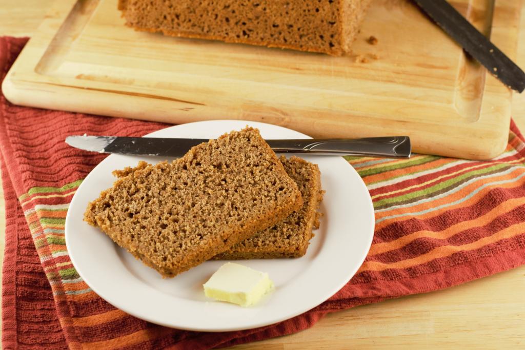 Rúgbrauð Icelandic Rye Bread