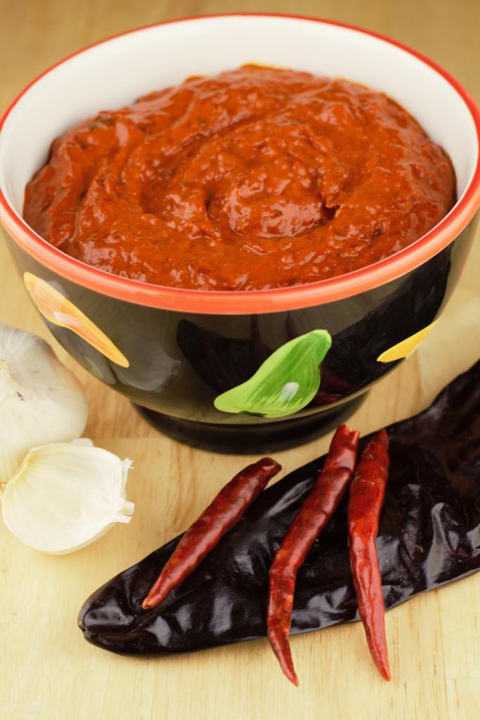 Spicy Harissa Paste