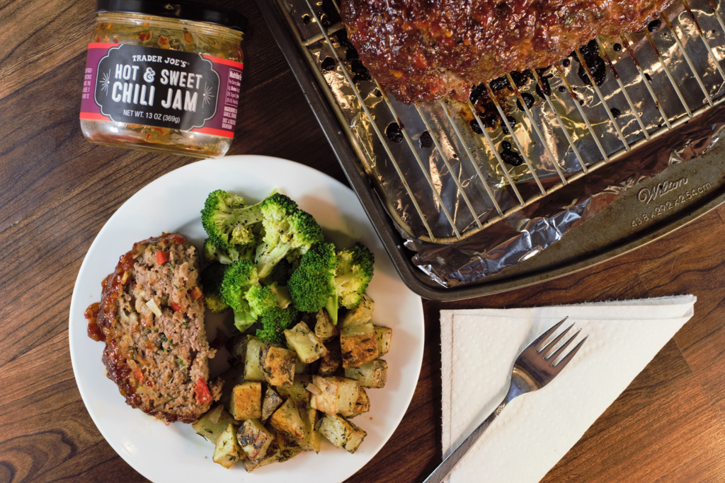 b5a0ba7d02e4 Not-Your-Mama's Meatloaf